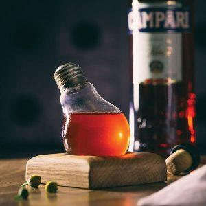 Ember Kitsune Cocktail